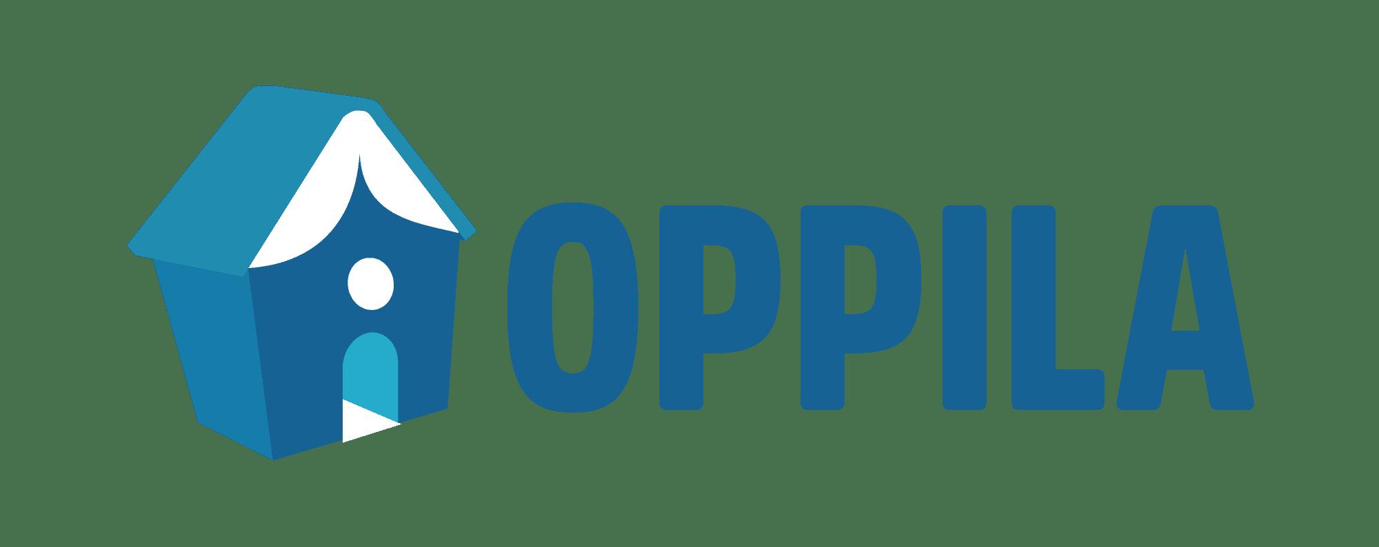Oppila Oy:n logo