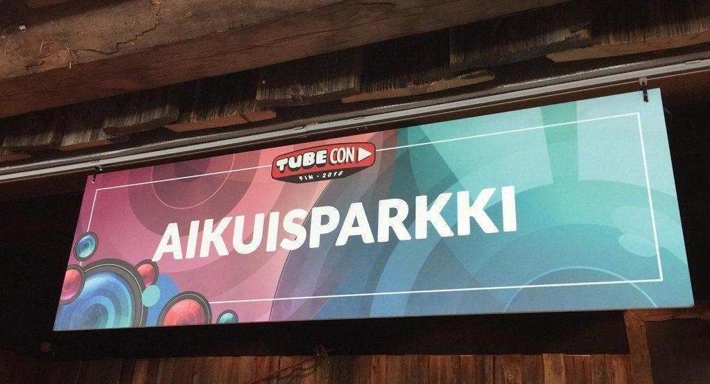 Tubecon aikuisparkki Oppila.fi