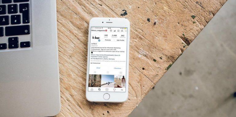 Instagramin yritystili – mitä hyöytyä siitä on?