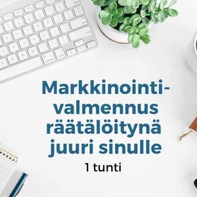 Markkinointivalmennus Oppila.fi